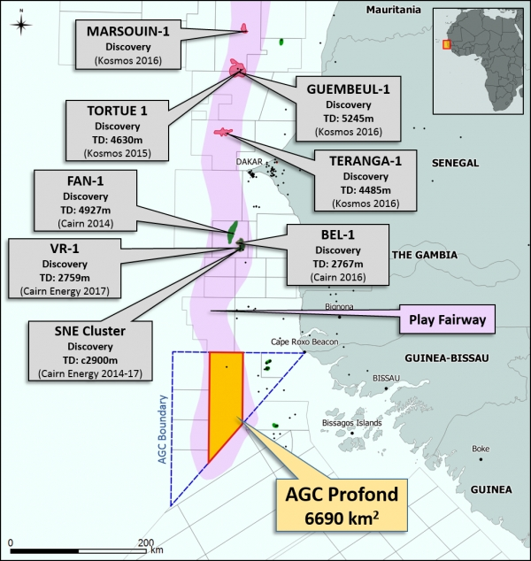 CNOOC Replaces Woodside in West Africa Block