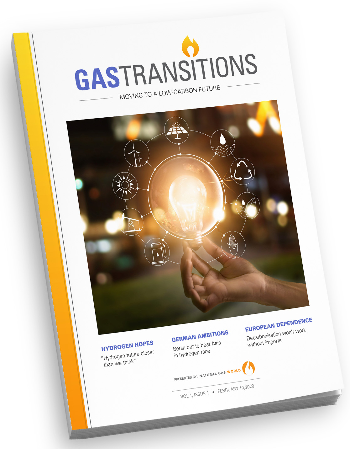 Gas Transitions Vol. 1, Issue 1