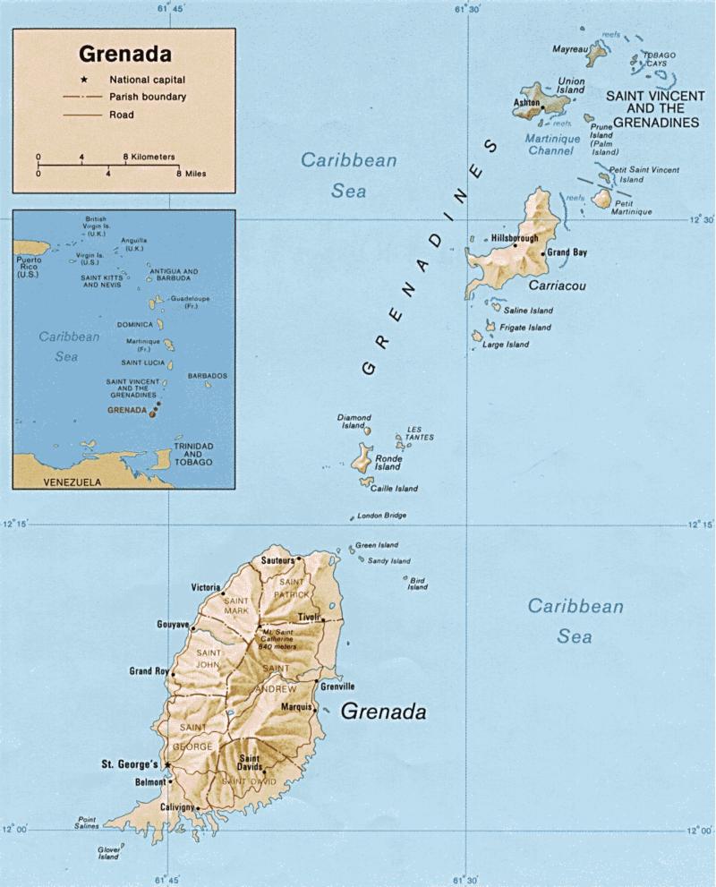 MX Hopes to Explore Grenadian Gas