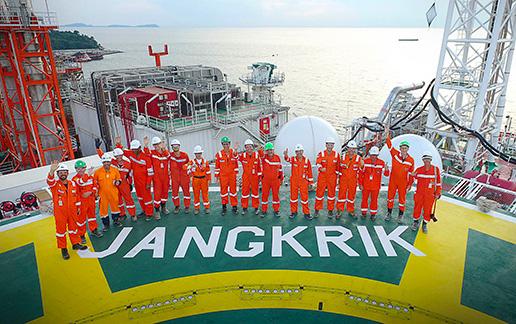 Jangkrik FPU to Sail Mar.24, Start Up in May (Update)