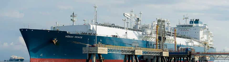 Hoegh LNG Creates New Ops Division