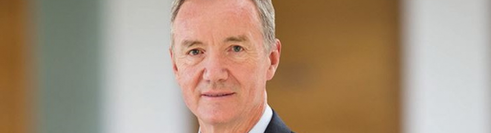 Tullow founder Aidan Heavey is stepping down as CEO in April (Photo credit: Tullow Oil)