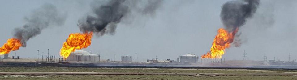 Natural Gas Flaring Worldwide