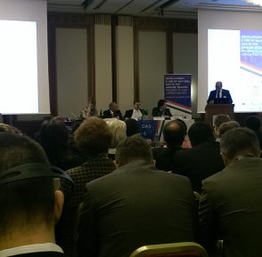 Development and Use of Natural Gas in the Danube Region - Budapest, Hungary - September 16, 2014