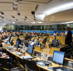2030 EU Energy Security, The Role of the Eastern Mediterranean Region - Brussels, Belgium - December 10, 2014