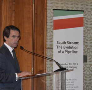 South Stream: The Evolution of a Pipeline - Event Series - 2013