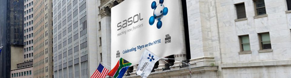 Sasol Vows No New CTL or GTL Plants