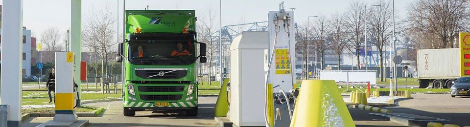 Shell Opens German LNG Filling Station