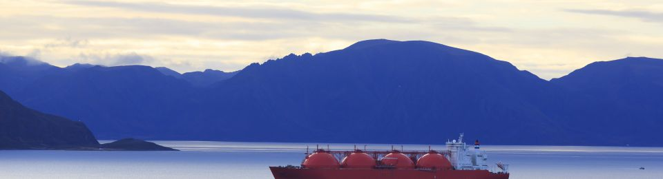 India's September LNG Imports Up