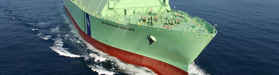 Pavilion Charters Two More LNG Carriers
