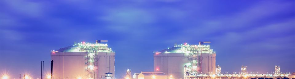 Boomtime for N American LNG Projects