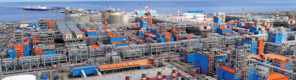 Sanctions loom over Russian LNG ambitions [LNG Condensed]
