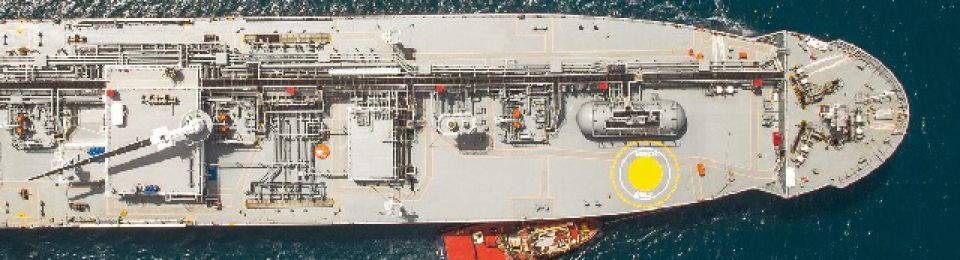 Exmar Tango Loads first Argentine LNG
