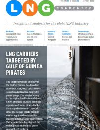 LNG Condensed - Volume 2, Issue 6 - September/October 2020
