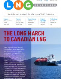 LNG Condensed - Volume 2, Issue 7 - November/December 2020