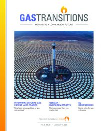 Gas Transitions - Volume 2, Issue 1