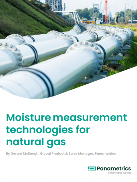 Moisture Measurement Technologies For Natural Gas