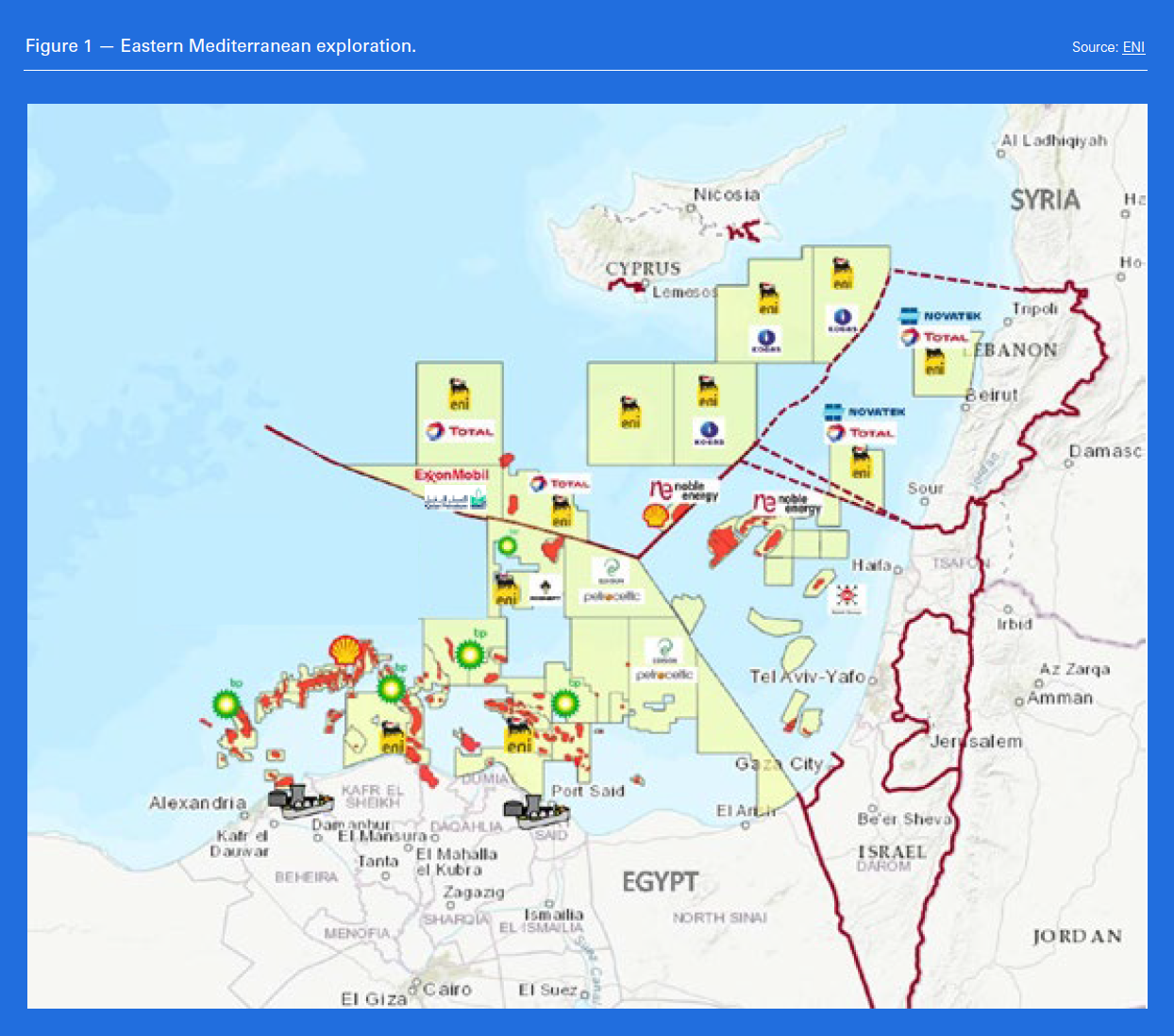 Eastern Mediterranean gas – prospects and implications [NGW Magazine]