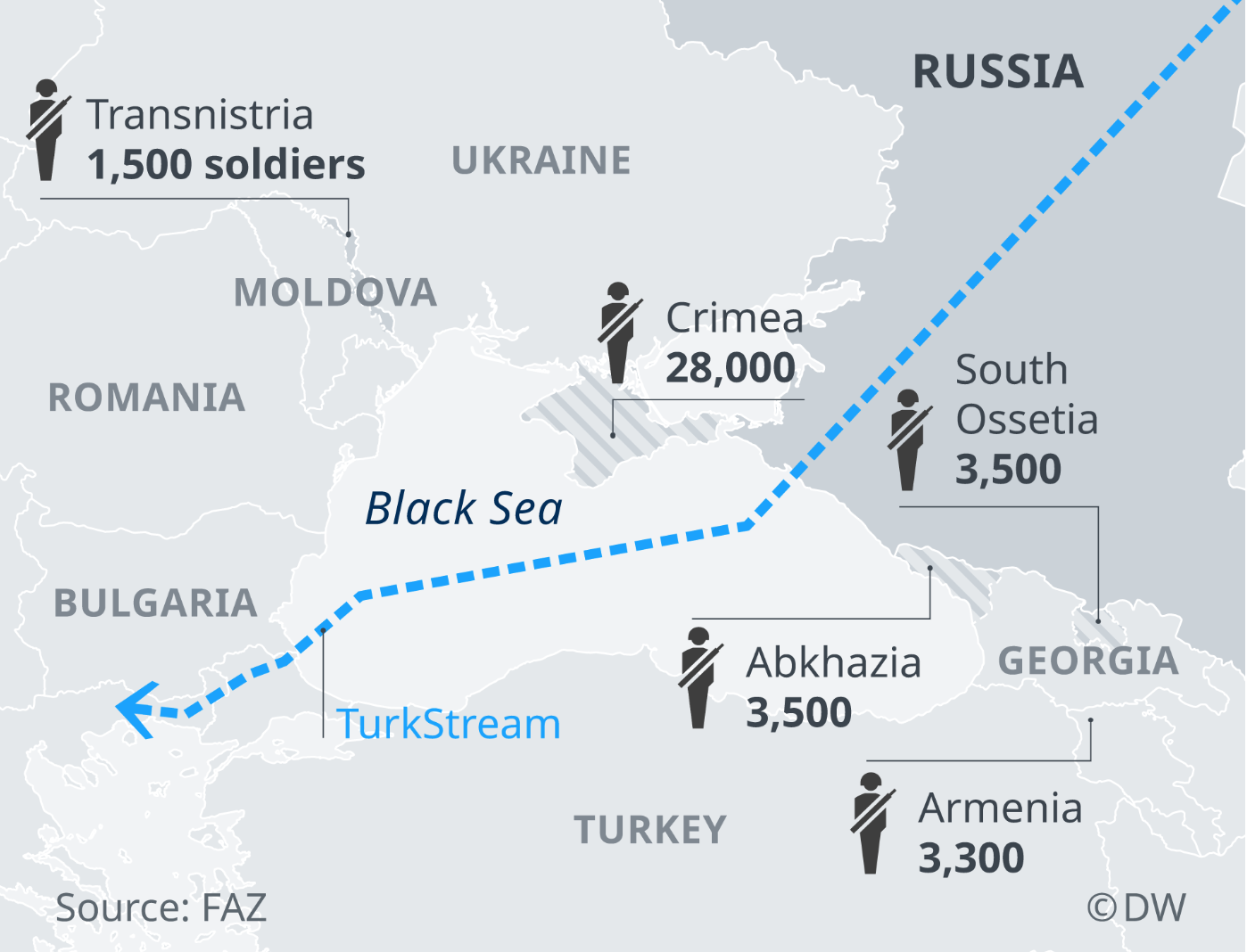 Russia's TurkStream 2 pipeline in Bulgaria sparks EU energy worries