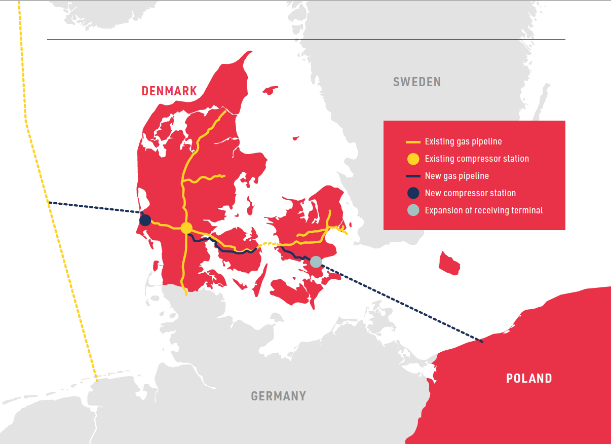 Country Focus: Poland's Energy Plan Provides Key Role For LNG [LNG Condensed]