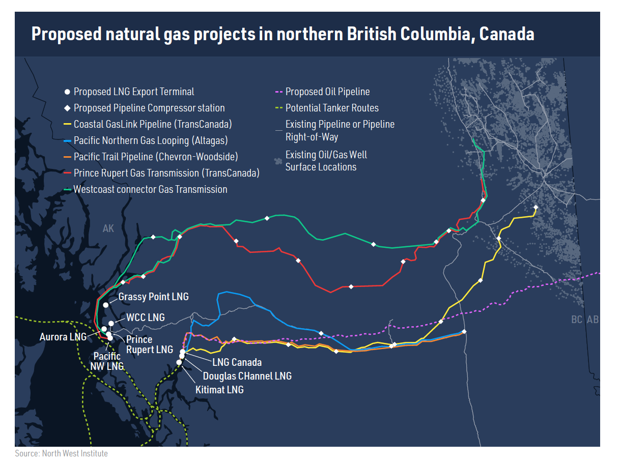 Canada – the sleeping giant [LNG Condensed]