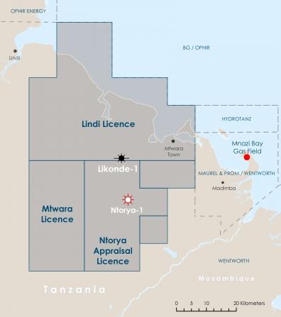 Aminex Ups Estimate for Tanzania's Ntorya Reserves