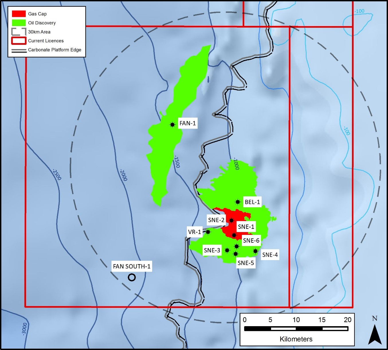 Cairn's 9th Senegal Well Flows Oil