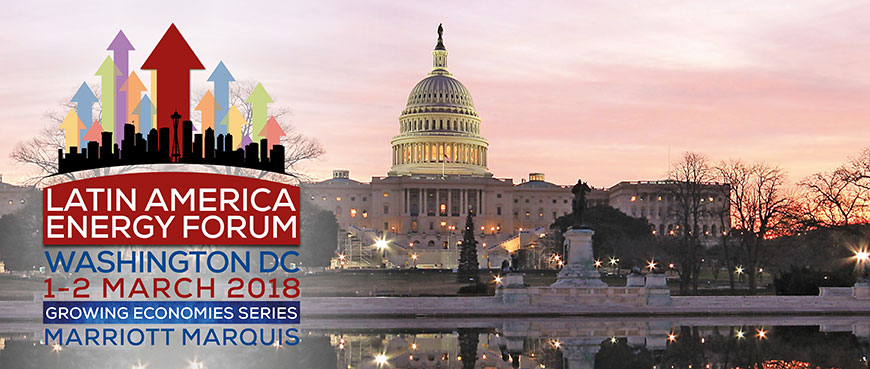 Latin America Energy Forum 2018 [Promoted Content]
