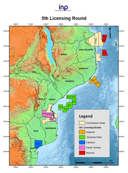 CGG to Start Mozambique Offshore Survey