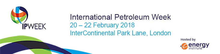 International Petroleum Week 2018 [Promoted Content]