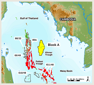 KrisEnergy's Cambodia Oil Project 'Could Pave Way for Gas'