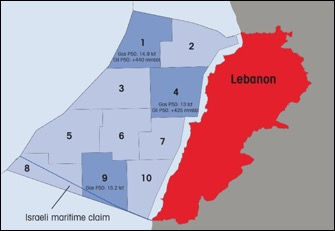 [GGP] Lebanon's first offshore oil & gas exploration round: Challenges & Opportunities