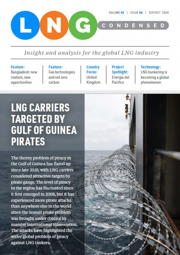 LNG Condensed Vol. 2, Issue 6