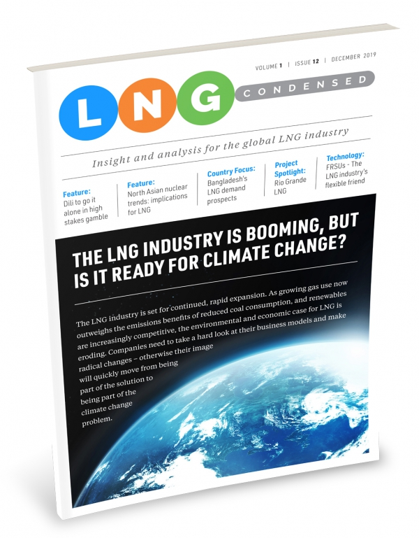 LNG Condensed Vol. 1, Issue 12