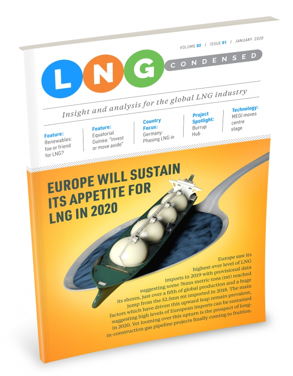 LNG Condensed Vol. 2, Issue 1