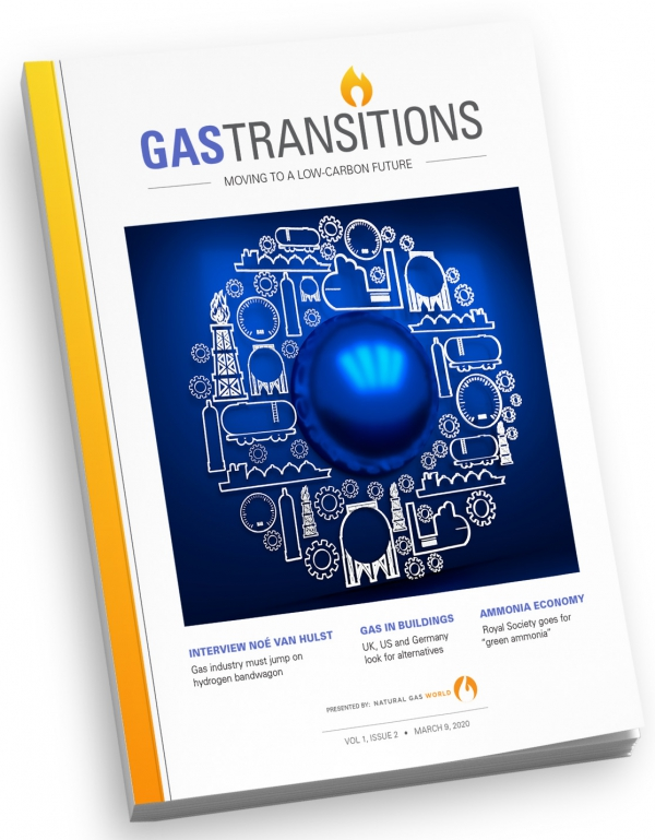 GasTransitions Vol. 1, Issue 2