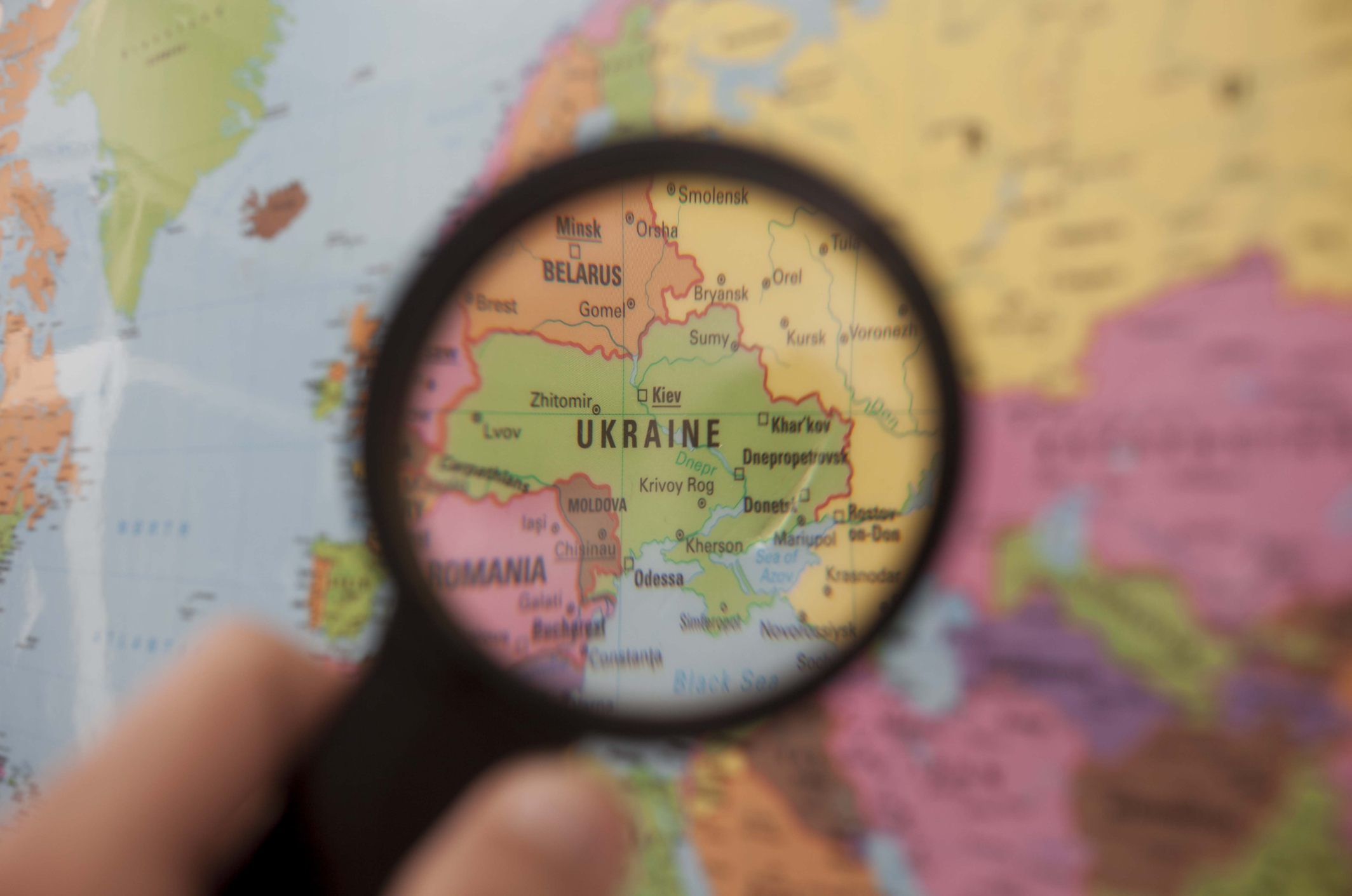 Ukraine Criticised by UK's Cadogan