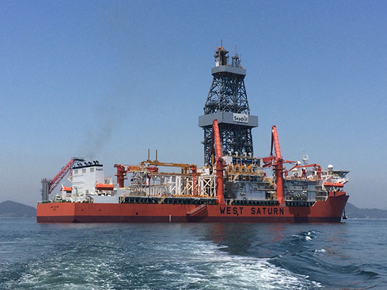 Ophir Hits Cote d'Ivoire Duster
